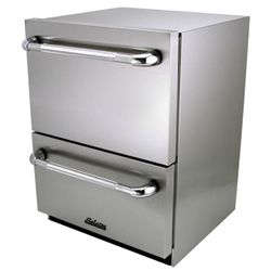 Solaire Refrigerated Double Drawers