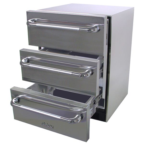 Solaire Refrigerated Triple Drawers image number 1