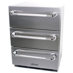 Solaire Refrigerated Triple Drawers