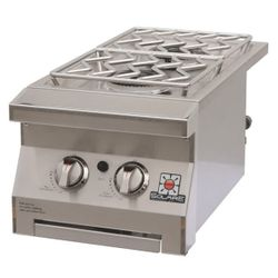 Solaire Side-Mount Double Side Burner