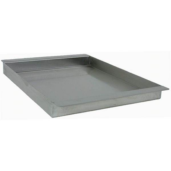 """Solaire Stainless Steel BBQ Tray - 27"""" Grill image number 0"""
