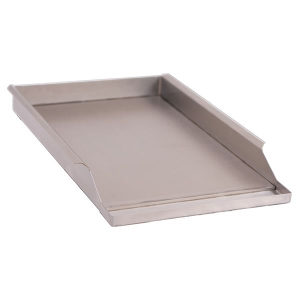 """Solaire Stainless Steel Griddle Plate - 21"""" Grill image number 0"""