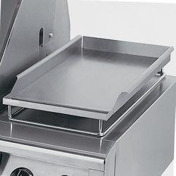 """Solaire Stainless Steel Griddle Plate - 27"""" Deluxe Grill"""