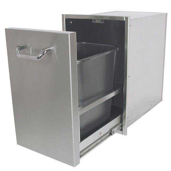 Solaire Trash Enclosure image number 1