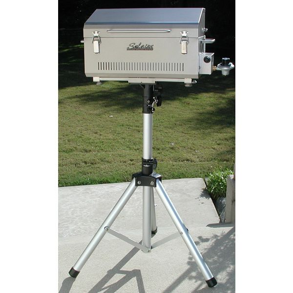 Solaire Tripod Mount Plate - Portable Grill image number 1