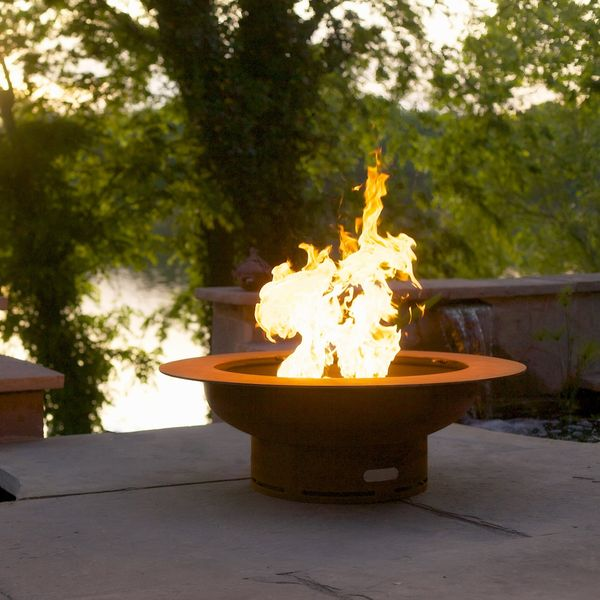 Saturn Gas Fire Pit image number 1