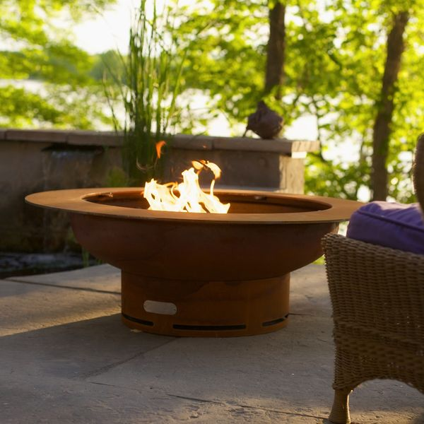Saturn Gas Fire Pit image number 2