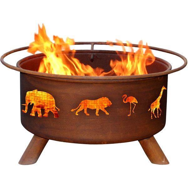 Safari Fire Pit image number 0