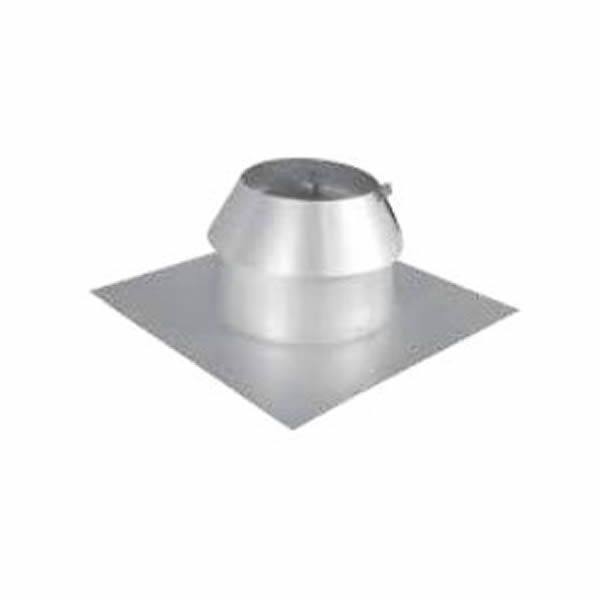 "6"" Diameter Security 6FR Flat Roof Flashing image number 0"