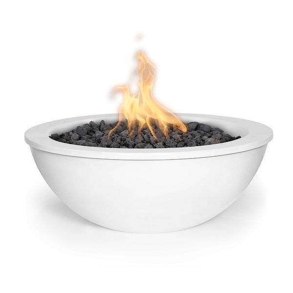 Sedona Powder Coated Aluminum Fire Bowl image number 0