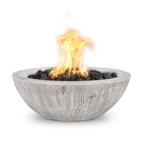 Sedona Wood Grain Fire Bowl image number 0