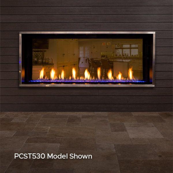 Montigo Prodigy See Through Direct Vent Gas Fireplace image number 3