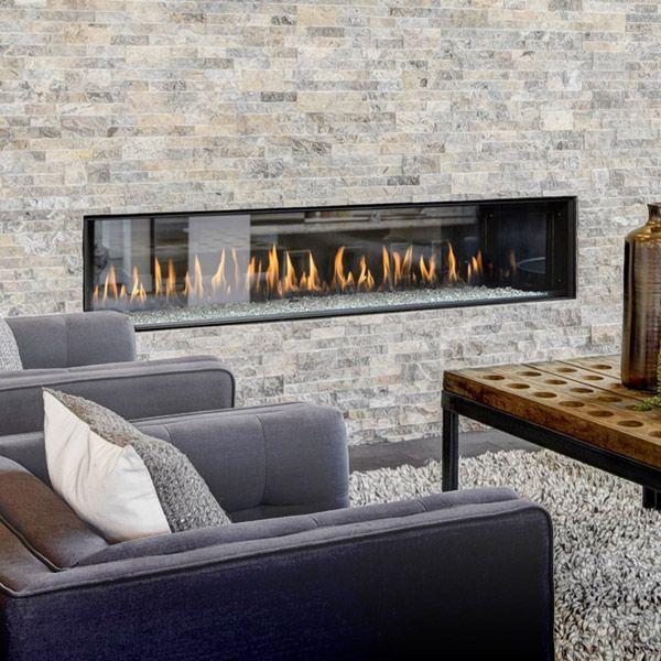 Montigo Prodigy See Through Direct Vent Gas Fireplace image number 0