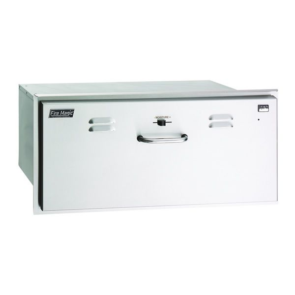 Fire Magic Select Electric Warming Drawer image number 0