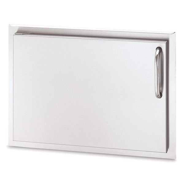 "Fire Magic Select Single Access Door 14 1/2"" x 20"" - Left Hinge image number 0"
