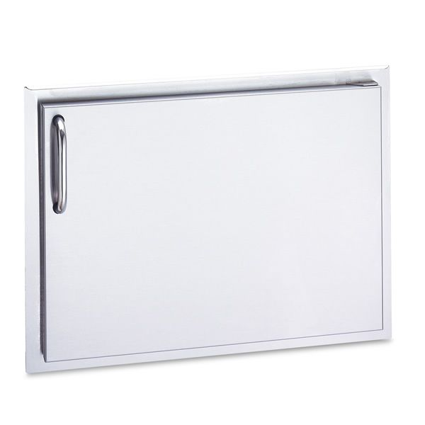 "Fire Magic Select Single Access Door 17 1/2"" x 24"" - Right Hinge image number 0"