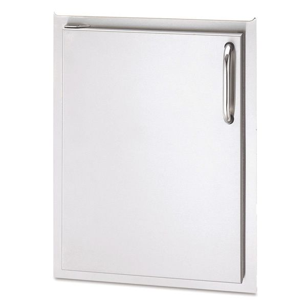 "Fire Magic Select Single Access Door 20 1/2"" x 14"" - Left Hinge image number 0"