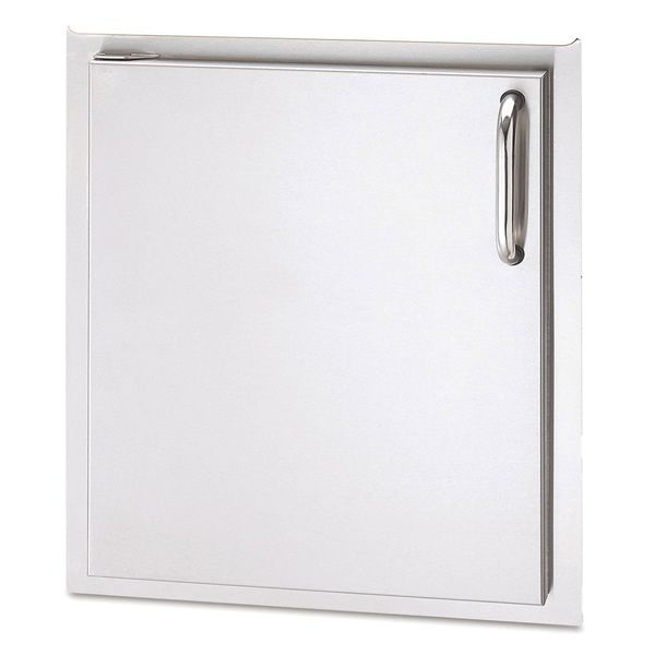 "Fire Magic Select Single Access Door 24 1/2"" x 17"" - Left Hinge image number 0"