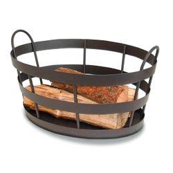 Shaker Firewood Basket