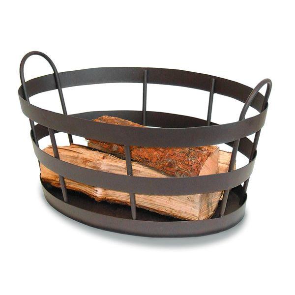 Minuteman Shaker Firewood Basket image number 0