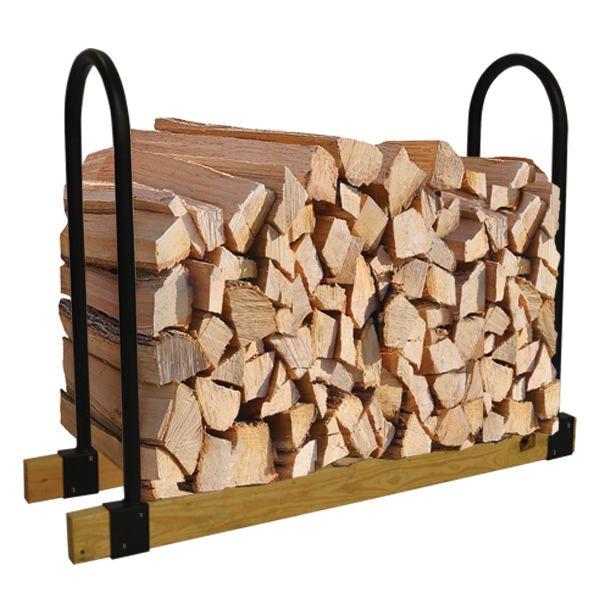 ShelterLogic LumberRack Firewood Adjustable Brackets image number 0