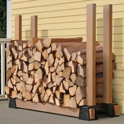 ShelterLogic LumberRack Firewood Bracket Kit