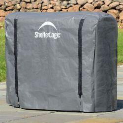 ShelterLogic 4' Universal Full Length Firewood Rack Cover