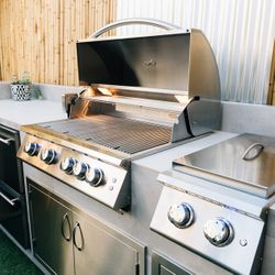 """Summerset Sizzler Pro Built-In Gas Grill - 32"""""""