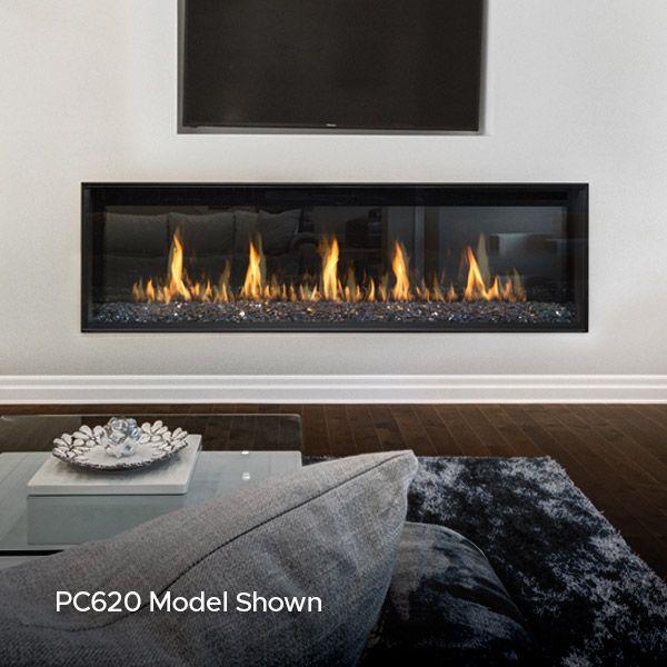 Montigo Prodigy Single Sided Direct Vent Gas Fireplace image number 2