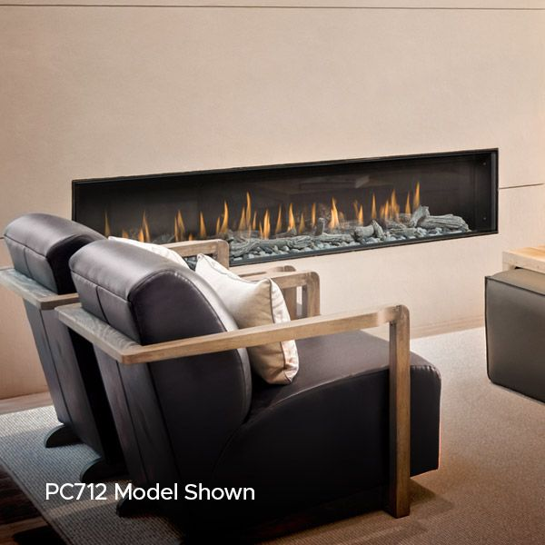 Montigo Prodigy Single Sided Direct Vent Gas Fireplace image number 3