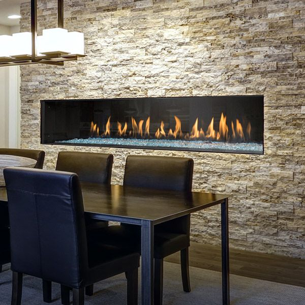 Montigo Prodigy Single Sided Direct Vent Gas Fireplace image number 0
