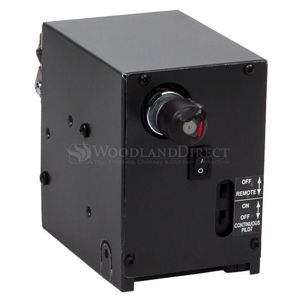 SkyTech AFVK-SP-MH/L Valve Kit with On/Off/Hi/Low Remote image number 1