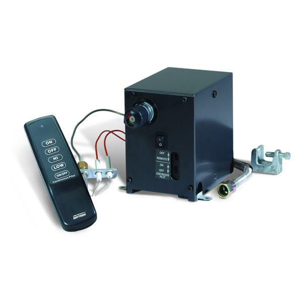 SkyTech AFVK-SP-MH/L Valve Kit with On/Off/Hi/Low Remote image number 0