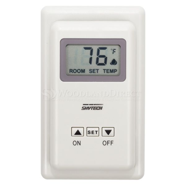 SkyTech TS-3 On/Off/Set Wired Wall Remote image number 0