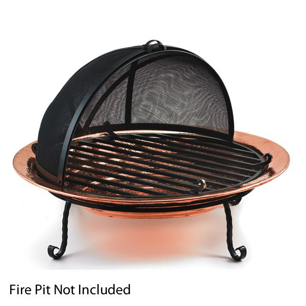 Spark Screen For Extra Large Fire Pit image number 1