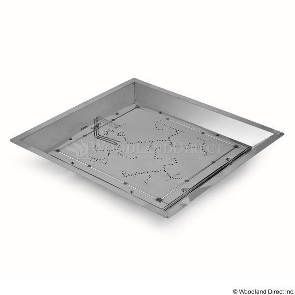 """Square Crystal Burner - 24"""" x 24"""" image number 0"""