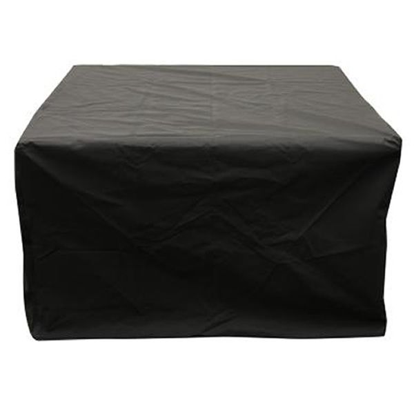 Square Vinyl Fire Pit Cover image number 0