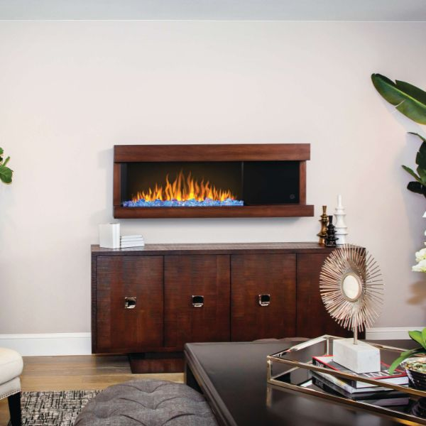 Napoleon Stylus Steinfeld Electric Mantel Fireplace image number 1