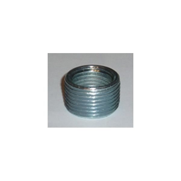 "Stainless Steel 3/4"" to 1/2"" Reducer image number 0"