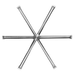 Stainless Steel Burning Spur - 12""