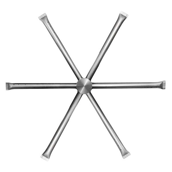 "Stainless Steel Burning Spur - 16"" image number 0"