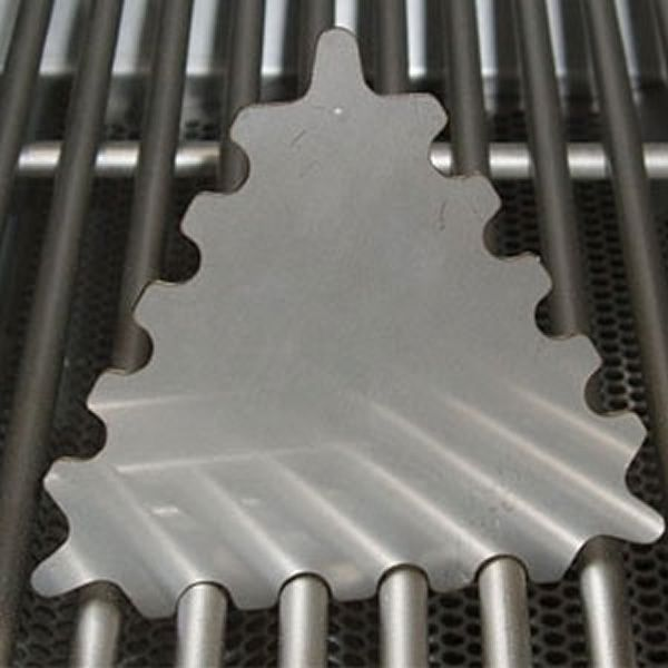 Fire Magic Stainless Steel Gas BBQ Grill Scraper image number 0