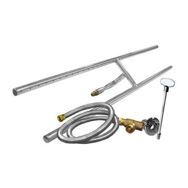 "Stainless Steel H-Burner Kit - 36"" image number 0"