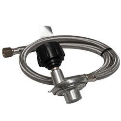Stainless Steel Propane Gas Regulator