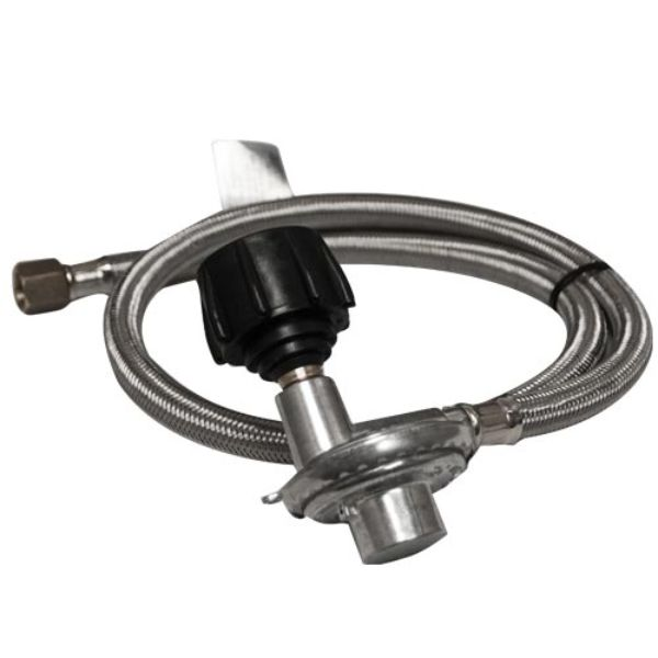 Stainless Steel Propane Gas Regulator image number 0