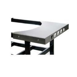 Stainless Steel Side Tables for Junior Primo Cart