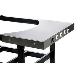 Stainless Steel Side Tables for Large Primo Cart