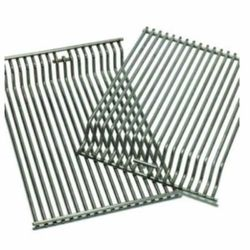 Stainless Steel Single-Level Grids for H3 Gas BBQ Grill