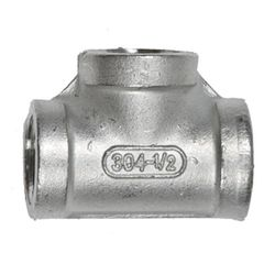 Stainless Steel T-Coupling