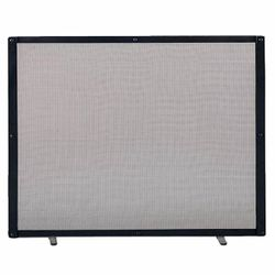 Standard Fire Fireplace Screen - Single Panel